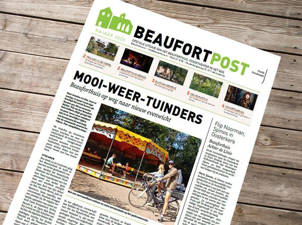 Lees meer over het artikel Beaufortpost, september 2020